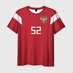 Мужская 3D-футболка с принтом Нижний Новгород ЧМ 2018, цвет: 3D, артикул: 10155132703301 — фото 1