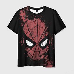 Мужская 3D-футболка с принтом Spider-man Splashes, цвет: 3D, артикул: 10180525903301 — фото 1