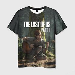 Футболка мужская The Last of Us part 2 цвета 3D — фото 1