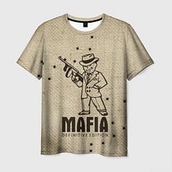 Футболка мужская Mafia 2 цвета 3D-принт — фото 1