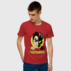 Футболка хлопковая мужская The Offspring Boy - фото 2