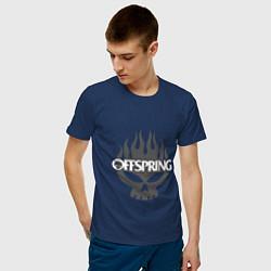 Футболка хлопковая мужская The Offspring - фото 2