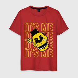 Футболка хлопковая мужская It's me Freddy - фото 1