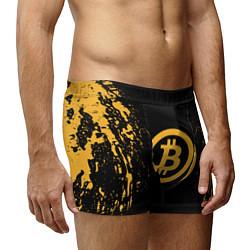 Трусы-боксеры мужские Bitcoin Master цвета 3D — фото 2