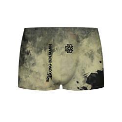 Трусы-боксеры мужские Breaking Benjamin цвета 3D — фото 1