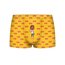 Трусы-боксеры мужские Lil Pump: Esketit цвета 3D — фото 1