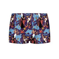 Трусы-боксеры мужские Aladdin цвета 3D — фото 1