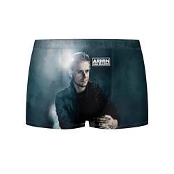 Трусы-боксеры мужские Armin Van Buuren цвета 3D-принт — фото 1