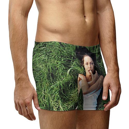 Мужские трусы Анджелина Джоли / 3D – фото 3