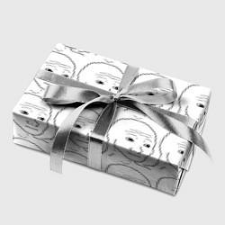 Бумага для упаковки I Know That Feel Bro цвета 3D — фото 2