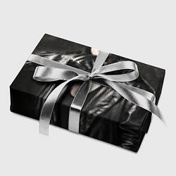 Бумага для упаковки Гробовщик 2 цвета 3D — фото 2