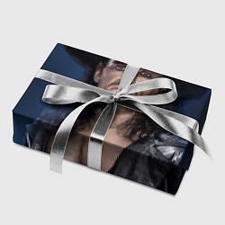 Бумага для упаковки Гробовщик 3 цвета 3D — фото 2