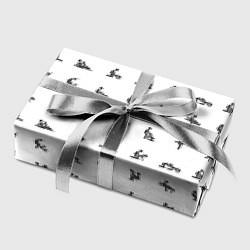 Бумага для упаковки Камасутра цвета 3D-принт — фото 2