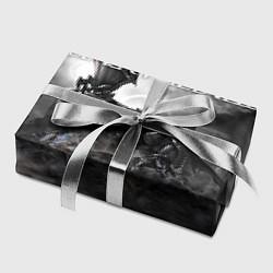 Бумага для упаковки Black Veil Brides: Faithless цвета 3D-принт — фото 2