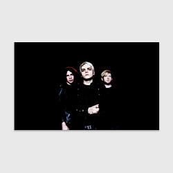 Бумага для упаковки My Chemical Romance цвета 3D — фото 1