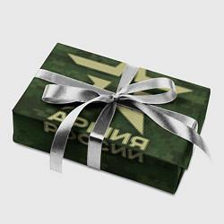 Бумага для упаковки Армия России цвета 3D — фото 2