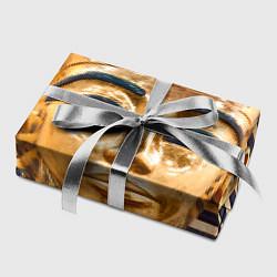 Бумага для упаковки Фараон цвета 3D — фото 2