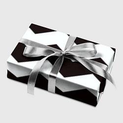 Бумага для упаковки Полосы цвета 3D — фото 2