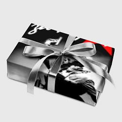 Бумага для упаковки 9 мая 4 цвета 3D — фото 2