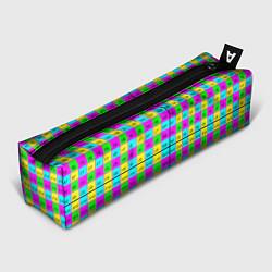 Пенал для ручек Тестовый яркий цвета 3D-принт — фото 1