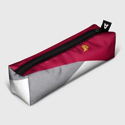 Пенал для ручек AS Roma Red Design 2122 цвета 3D-принт — фото 1