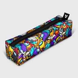 Пенал для ручек AMONG US цвета 3D — фото 1