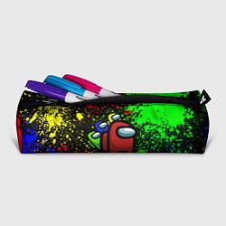 Пенал для ручек AMONG US цвета 3D — фото 2