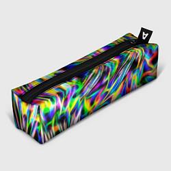 Пенал для ручек Космическая хризонтема цвета 3D-принт — фото 1