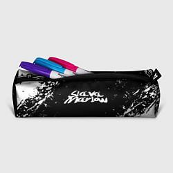 Пенал для ручек Slava marlow цвета 3D-принт — фото 2