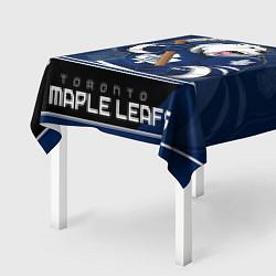 Скатерть для стола Toronto Maple Leafs цвета 3D — фото 2