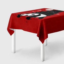 Скатерть для стола Panda Warrior цвета 3D — фото 2