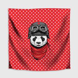Скатерть для стола Панда пилот цвета 3D — фото 1