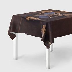 Скатерть для стола Александр III Миротворец цвета 3D — фото 2