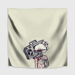 Скатерть для стола Череп цвета 3D — фото 1
