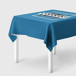 Скатерть для стола R6S: Frost цвета 3D — фото 2