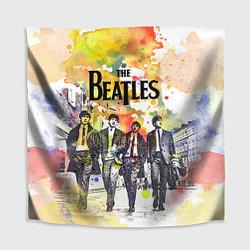 Скатерть для стола The Beatles: Colour Spray цвета 3D-принт — фото 1