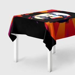 Скатерть для стола Че Гевара цвета 3D — фото 2