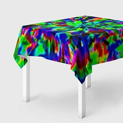 Скатерть для стола Оксид красок цвета 3D — фото 2