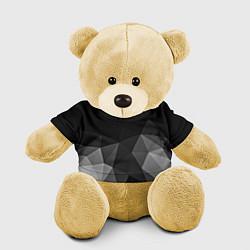 Игрушка-медвежонок Abstract gray цвета 3D-желтый — фото 1