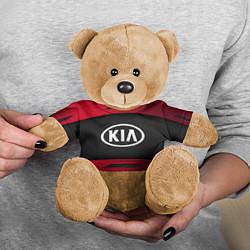 Игрушка-медвежонок KIA Collection цвета 3D-коричневый — фото 2