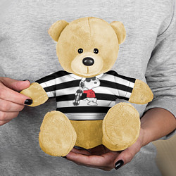 Игрушка-медвежонок Vans Doggy цвета 3D-желтый — фото 2