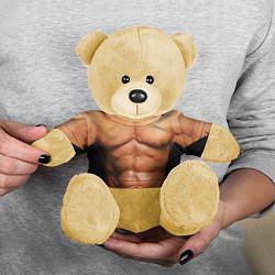 Игрушка-медвежонок Идеальное тело цвета 3D-желтый — фото 2