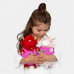 Игрушка-бычок BAD GIRL цвета 3D-красный — фото 2