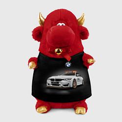 Игрушка-бычок Safety car цвета 3D-красный — фото 1