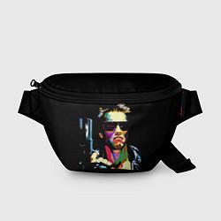 Поясная сумка Terminator Art цвета 3D — фото 1