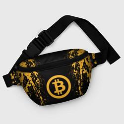 Поясная сумка Bitcoin Master цвета 3D-принт — фото 2