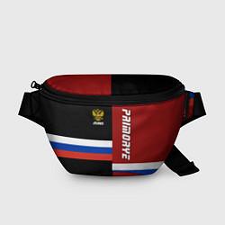 Поясная сумка Primorye, Russia цвета 3D — фото 1
