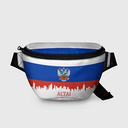 Поясная сумка Altai: Russia цвета 3D — фото 1