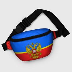 Поясная сумка Екатеринбург: Россия цвета 3D-принт — фото 2