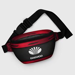 Поясная сумка Daewoo Sport цвета 3D — фото 2